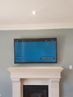 TV Wall Mounting services – Please call or text 416-728-2524
