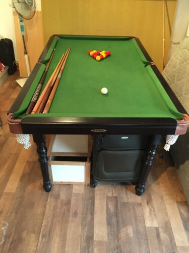 Great Condition Pool table. 200cm By 113cm.