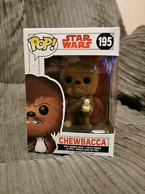 Star Wars Pop Vinyl Chewbacca 195