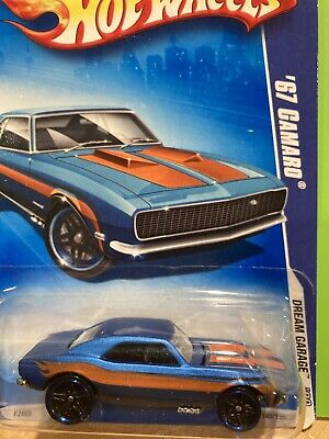 2009 Hot Wheels '67 Camero Dream Garage #149
