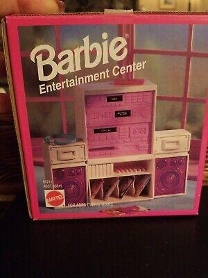 Barbie Entertainment Center