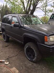 """98 grand cherokee 6"""" lift not much to certify"""
