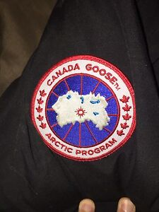 Real Canada Goose Parka