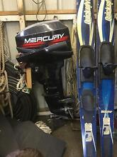 Mercury 15hp outboard motor Oxley Brisbane South West Preview