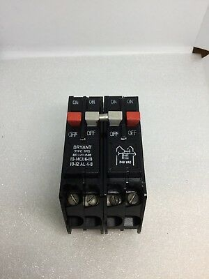 Bryant Bq 230-240 Tandem Circuit Breaker
