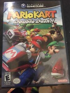Mariokart double dash GameCube