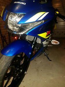 Suzuki GSXR 125cc
