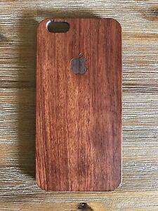 Wooden iPhone 6+ casse Paddington Brisbane North West Preview