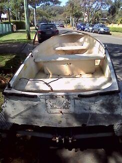 3.5mAluminium Boat Victoria Point Redland Area Preview