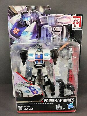 Transformers Power of the Primes Jazz New