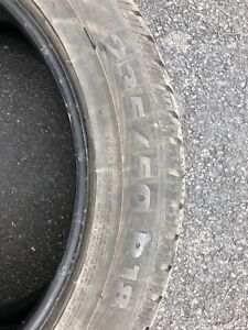 Winter tires 235/50 R18