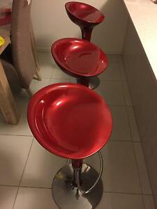 3x bar stools for sale Brisbane City Brisbane North West Preview