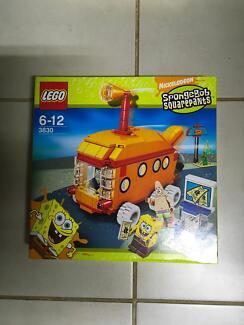 Lego spongebob squarepants 3830 bikini bottom express