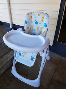 Baby high chair Havenview Burnie Area Preview