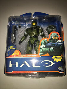Halo action figures