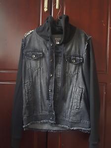 Jeans / Denim Jacket black Rockdale Rockdale Area Preview