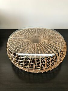Round coffee table Maroubra Eastern Suburbs Preview