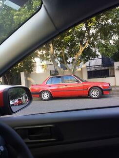1990 BMW 18 Sedan East Brisbane Brisbane South East Preview