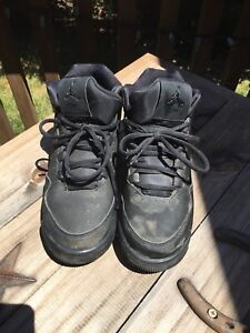 Youth Size 5 Nike Jordan Shoes