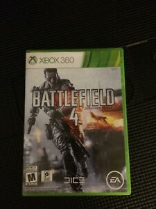 BATTLEFIELD 4 XBOX 360 FOR SALE