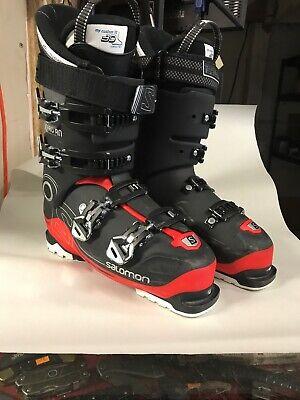 Lot X2 Salomon Verse Ski Boots Mens 28.5 Mondo