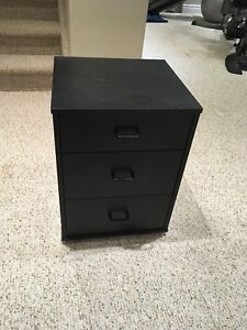 Office cabinet - 3 drawers