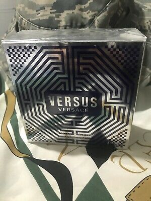 Versus By Versace Eau De Toilette Spray 100ml *NEW & SEALED*