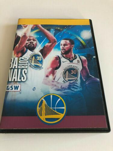 2018 NBA Finals Warriors vs. Cavaliers  Kevin Durant MVP