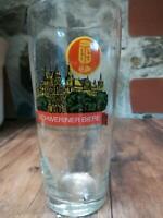 12 DDR Brauerei Gläser vom VEB Getränkekombinat Schwerin Sachsen-Anhalt - Südharz Vorschau