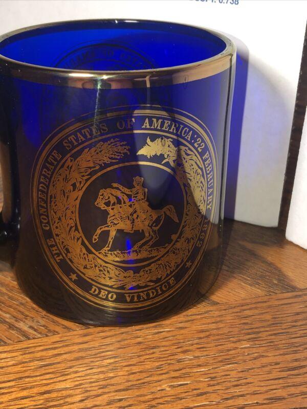 The Confederate States of America:22 February 1862 Deo Vindice Made In USA Mug