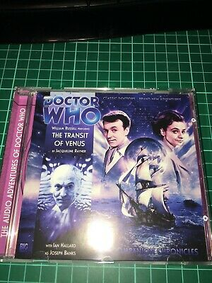 Dr Doctor Who - Big Finish CD - The Transit Of Venus