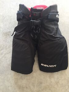 Bauer Junior Pants and Shin Pads