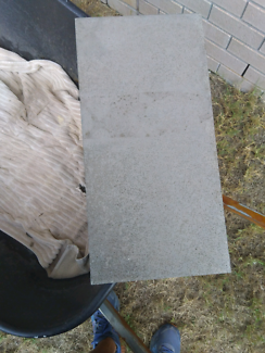 Travertine Charcoal Pavers