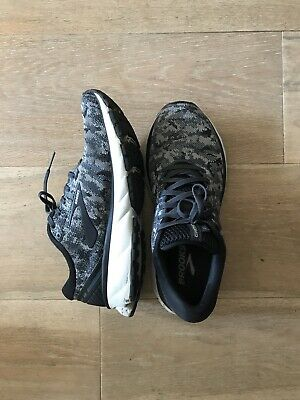 Men's Brooks Ghost 11 Size UK 7 Grey Camo