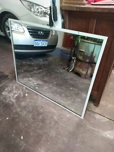 Framed Large Mirrors.