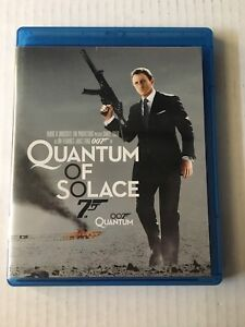 JAMES BOND 007 QUANTUM OF SOLACE - BLU-RAY