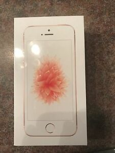 iPhone SE rose gold 16 gb