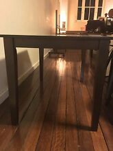 Timber table New Farm Brisbane North East Preview