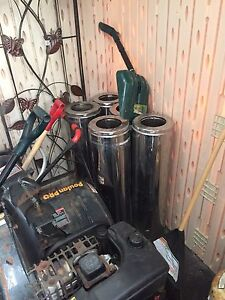 Insulated stove pipe for sale