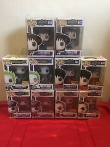 Beetlejuice set