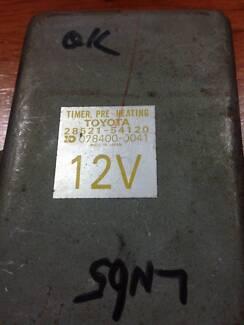 Hilux LN65 12V Pre-Heating Timer part # 28521-54120.