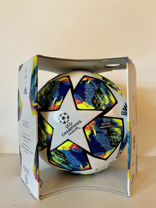 Adidas Champions League Final Official Match Ball 2019-2020 DY2560 with box