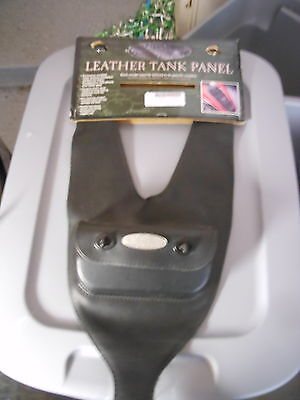 New Iron Horse Leather Co Tank Panel W/ Pouch Honda 3502-0019 -