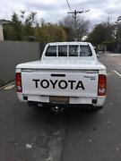 Toyota hilux tub, tub liner & and hardtop Brighton Bayside Area Preview