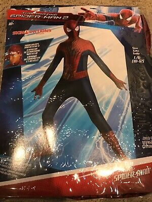 Kids Amazing Spider Man Costume (the amazing spider man 2 kids costume size l/g)