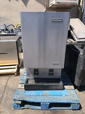 Scotsman Ice Machine Mdt5n40a-1h 500lbs