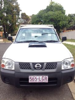 2008 nissan Navara diesel ute manual low km and with rego  Sunnybank Hills Brisbane South West Preview