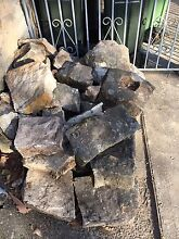 Free sandstone Hunters Hill Hunters Hill Area Preview