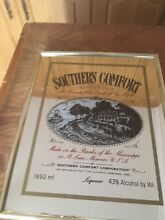 Southern comfort bar mirror Modbury Tea Tree Gully Area Preview