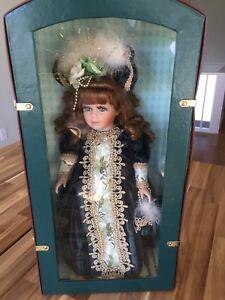 Collectors Choice porcelain doll